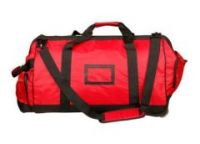 Fire Fighter Turn Out Gear Bag with Wheels