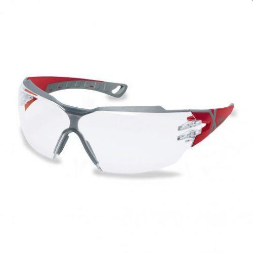 uvex pheos cx2 glasses Clear